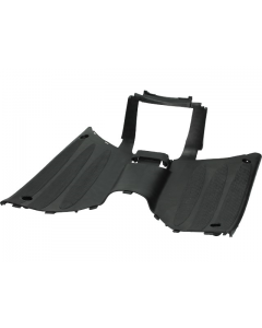 Treeplank zwart Chinese Grande Retro scooters (MOK-32076)