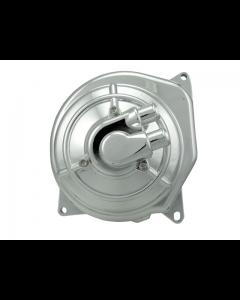 Waterpomp deksel STR - Minarelli Horizontaal - Chroom (STR-500.44/CR)