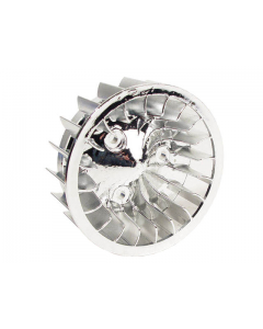 Koelvin vliegwiel STR8 - Minarelli - Chroom (STR-535.12/CR)