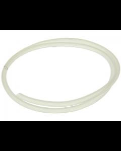 Benzineslang - 5 x 8 mm - Silicone - Transparant - 1 Meter (UNI-120275/1M)