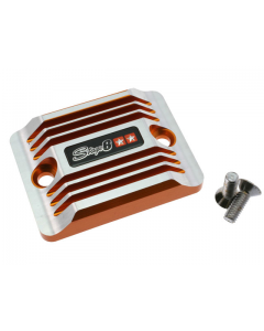 Rempot deksel Stage6 - Cooling Style - Gilera Runner - Oranje (S6-SSP058-2BZ/OR)