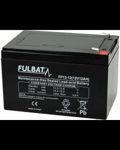 Accu Fulbat FP 12-12 Gel VRLA 12V 12Ah (FB-550911)