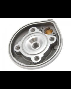 Cilinderkop Stage6  - 50 cc - Aluminium - Minarelli Horizontaal - Watergekoeld (S6-ET166ZKL/A)
