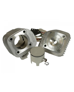 Cilinder Stage6 - 70 cc - ALU - RACING - Minarelli Horizontaal - Luchtgekoeld - Pen 12 (S6-7019500/R)