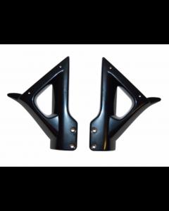 Voorspatbordsteunset Peugeot VivaCity Sportline zwart (DMP-62010)