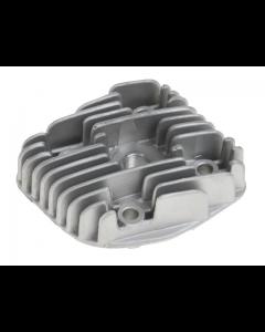 Cilinderkop Stage6  - 50 cc - Aluminium - Minarelli Horizontaal - Luchtgekoeld (S6-ET166ZKA/A)