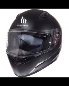 Helm MT Mugello Mat zwart Maat XL (MT-110300037)