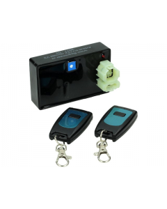 CDI snel + afstandsbediening begrenzer Kymco, Peugeot, Sym 50cc 4 Takt (DC) (UNI-3482)