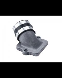 Spruitstuk Doppler - Aluminium - Gilera & Piaggio (DOP-277859)