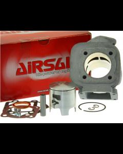 Cilinder Airsal / Eurokit - 70 cc - T6 - Minarelli Verticaal - Luchtgekoeld - Pen 10 (AIR-021318476)