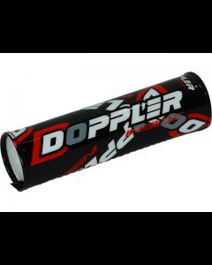 Stuurrol Doppler 15cm Rood (DOP-487276)