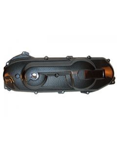 Kickstartdeksel DMP - Minarelli - Carbon (DMP-24448)