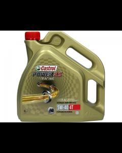 Castrol Power RS Racing 4T 5W40 olie 4 liter (CAS-14DAE8)