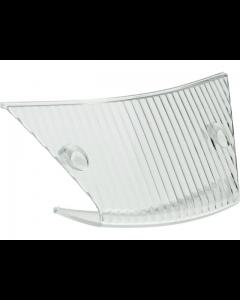 Achterlichtglas Piaggio Zip 2000 wit transparant (DMP-41488)