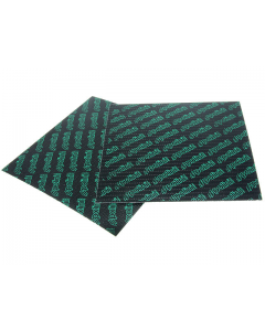 Membraanplaat vel Polini - Carbon - Universeel - Groen - 0.35 mm (POL-213.0601)