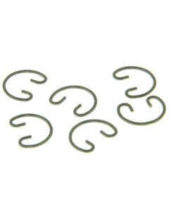 Pistonpen circlip / borgveer Polini - 12 x 1 mm - (Per stuk) (POL-272.0001)