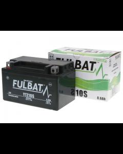 Accu Fulbat YTZ10S Gel SLA 12V 8.6Ah (Onderhoudsvrij) (FB-550636)