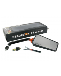 Spiegel Stage6 - F1 - Carbon (Mat) - Rechts (S6-SSP630-2R/CM)