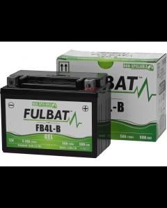 Accu Fulbat FB4L-B Gel SLA 12V 5Ah (Onderhoudsvrij) (FB-550916)