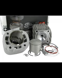 Cilinder Stage6 - 70 cc - RACING MKII - Minarelli Horizontaal - Luchtgekoeld - Pen 10 (S6-7416607)