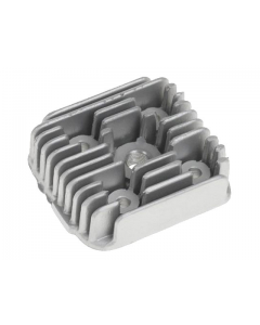 Cilinderkop Stage6  - 50 cc - Aluminium - Minarelli Verticaal - Luchtgekoeld (S6-ET168ZKA/A)