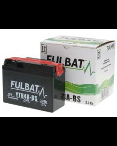 Accu Fulbat YTR4A-BS MF 12V 2.3Ah (FB-550624)