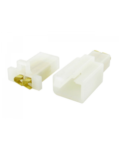 Kabelstekker Motoforce - Universeel - 2 pins (MF01.125)