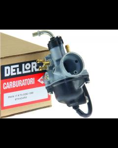 Carburateur Dell'Orto - 17.5 mm PHVA TS - Minarelli Elektrische choke en vacuüm (DEL-1389)