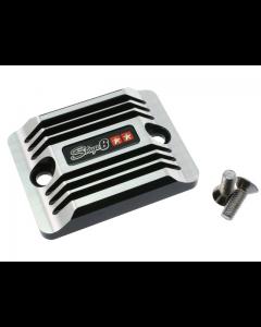 Rempot deksel Stage6 - Cooling Style - Gilera Runner - Zwart (S6-SSP058-2BZ/BK)