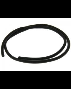 Benzineslang / Olieslang - 4 x 7 mm - Zwart - 1 Meter (UNI-121544)