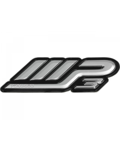 Sticker / Embleem Piaggio MP3 Origineel (PIA-657561)