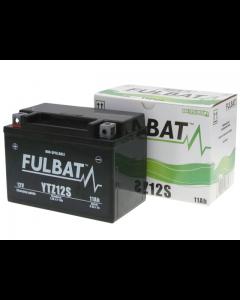 Accu Fulbat YTZ12S Gel SLA 12V 11Ah (Onderhoudsvrij) (FB-550637)