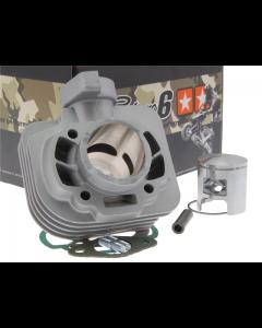 Cilinder Stage6 - 50 cc - Aluminium - Morini - Luchtgekoeld - Pen 10 (S6-7015000/A)