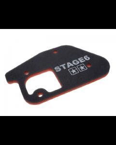 Luchtfilter element Stage6 - Dubbel laags - Minarelli Verticaal (S6-35073)