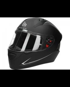 Helm MT Stinger Solid Mat zwart Maat M (MT-111500005)