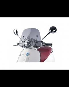Windscherm Vespa Primavera laag model Smoke origineel (PIA-1B000909)
