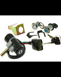 Contactslot set Mokix - Grande Retro scooters (AGM / Berini / Fosti / Killerbee / Pronto / Viraggio) (MOK-32080)