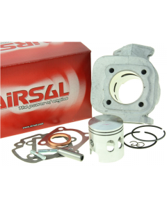 Cilinder Airsal / Eurokit - 70 cc - Minarelli Verticaal - Luchtgekoeld - Pen 10 (AIR-02131246)