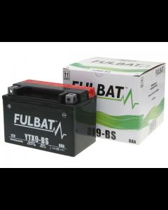 Accu Fulbat YTX9-BS MF 12V 8Ah (FB-550621)