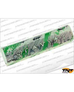 Stuurpad TNT - Highway Gravity - 23 cm - Groen (TNT-309910E)